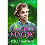 Touch of Magic: An MM Paranormal Romance (Mages of Ravenshire Book 1)