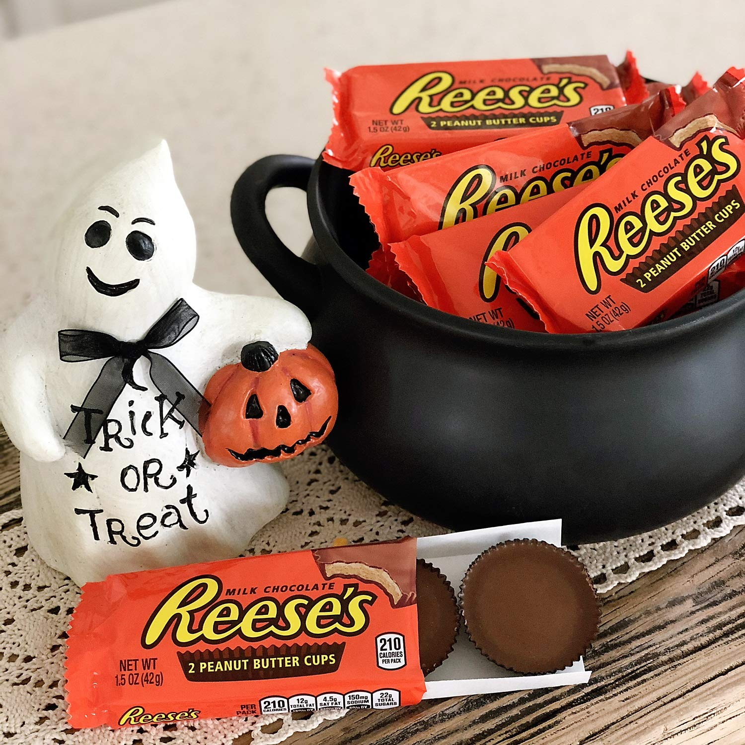 Amazon Reeses Peanut Butter Cups Halloween Candy Chocolate