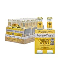 Fever-Tree Premium Indian Tonic Water, No Artificial Sweeteners, Flavourings or...