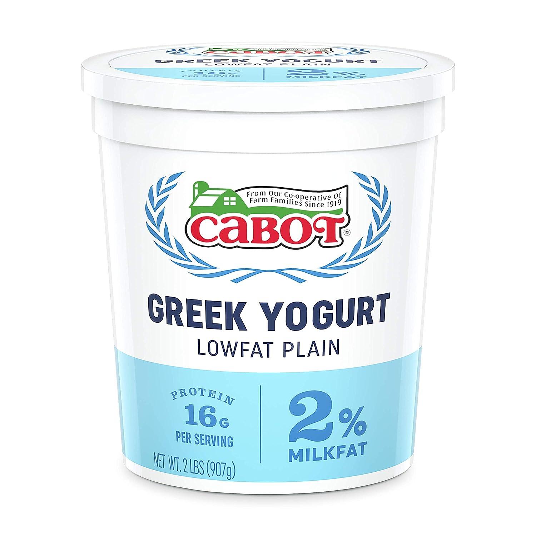 Cabot Greek Yogurt 2% Plain