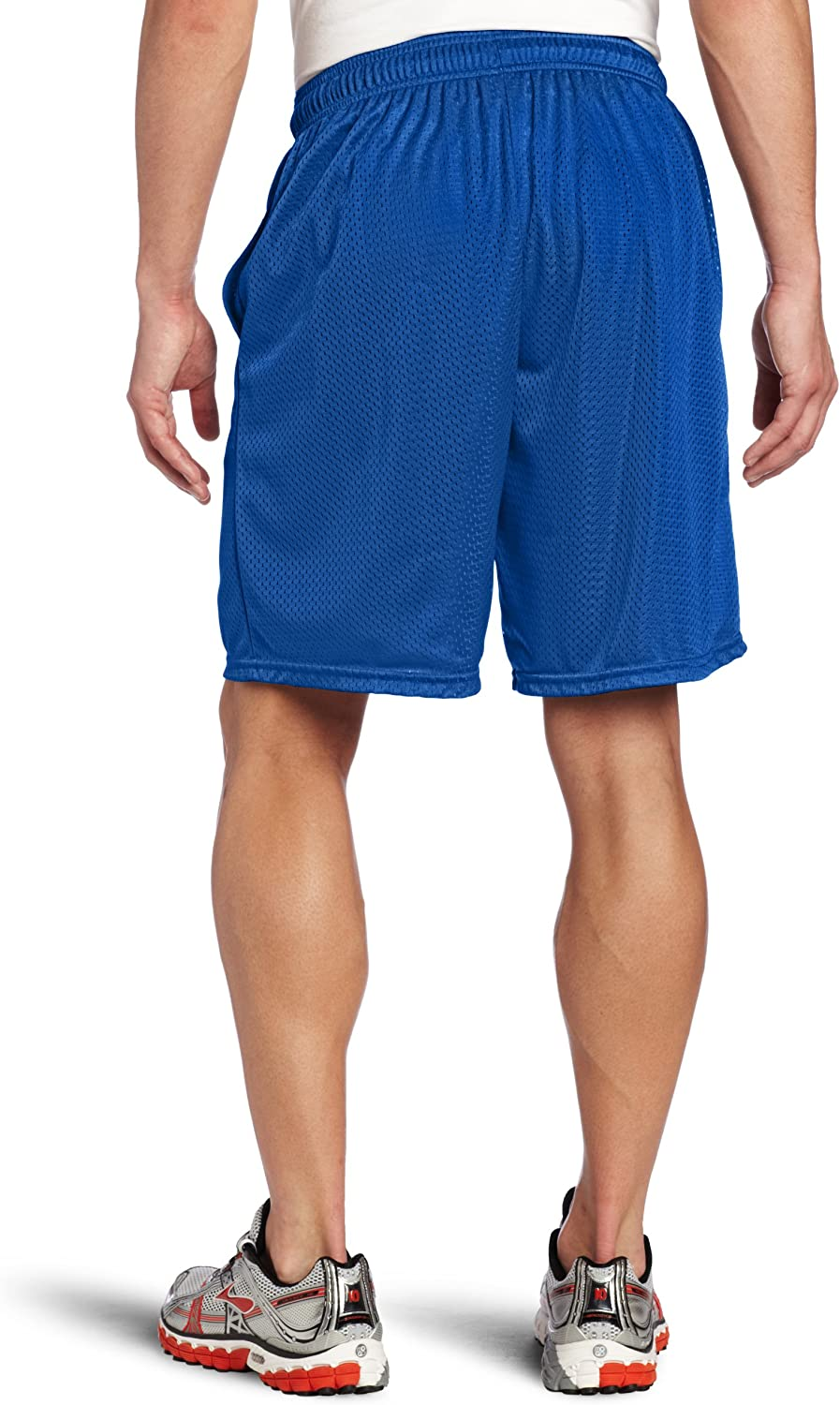 Russell Athletic Mens Mesh Short with Pockets