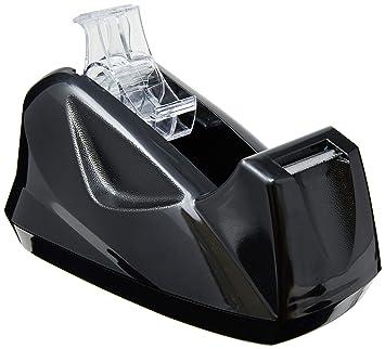 Acrimet Premium Dispensador de Cinta Adhesiva Jumbo (Color Negro): Amazon.es: Oficina y papelería