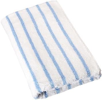 Gran Turco toalla de playa, toalla de piscina con Thin Cabana Stripe, respetuoso con