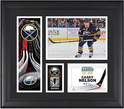 e81790c88 Amazon.com  Casey Nelson Buffalo Sabres Framed 15