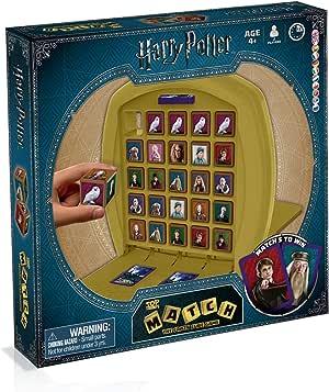 Top Trumps Match Harry Potter Juego de mesa-versión en español, multicolor (Winning Moves 001724): Amazon.es: Juguetes y juegos