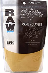 RAW Cane Molasses (2 lb)