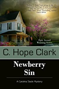 Newberry Sin (The Carolina Slade Mystery Series Book 4)