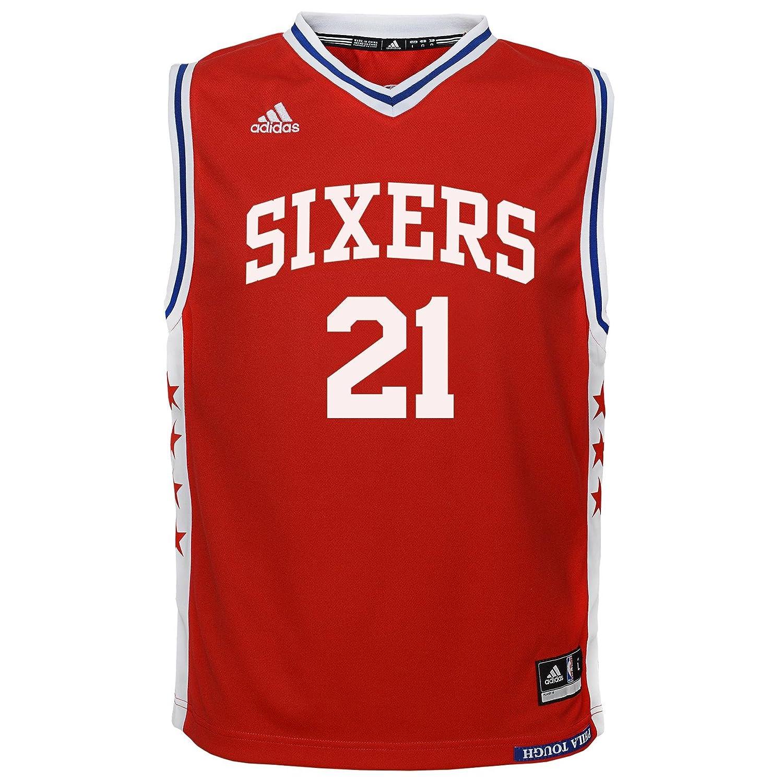 Outerstuff Camiseta Réplica de NBA para Niños, Talla M-XL