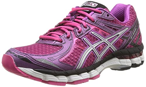 more photos f4747 192bd ASICS Gt-2000 2, Women Training Running Shoes, Red (3693-Purple