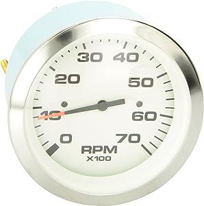Sierra International 59737P Medium Lido Fog Resistant Tachometer