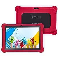 [4 Bonus Artículo] Simbans TangoTab 10 Pulgadas Tableta PC para Niños | 2 GB RAM, 32 GB Disco, Android 7.0 Nougat | Modelo 2018 | GPS, WiFi, USB, HDMI, Bluetooth | IPS Pantalla, 2 + 5 MP Camara