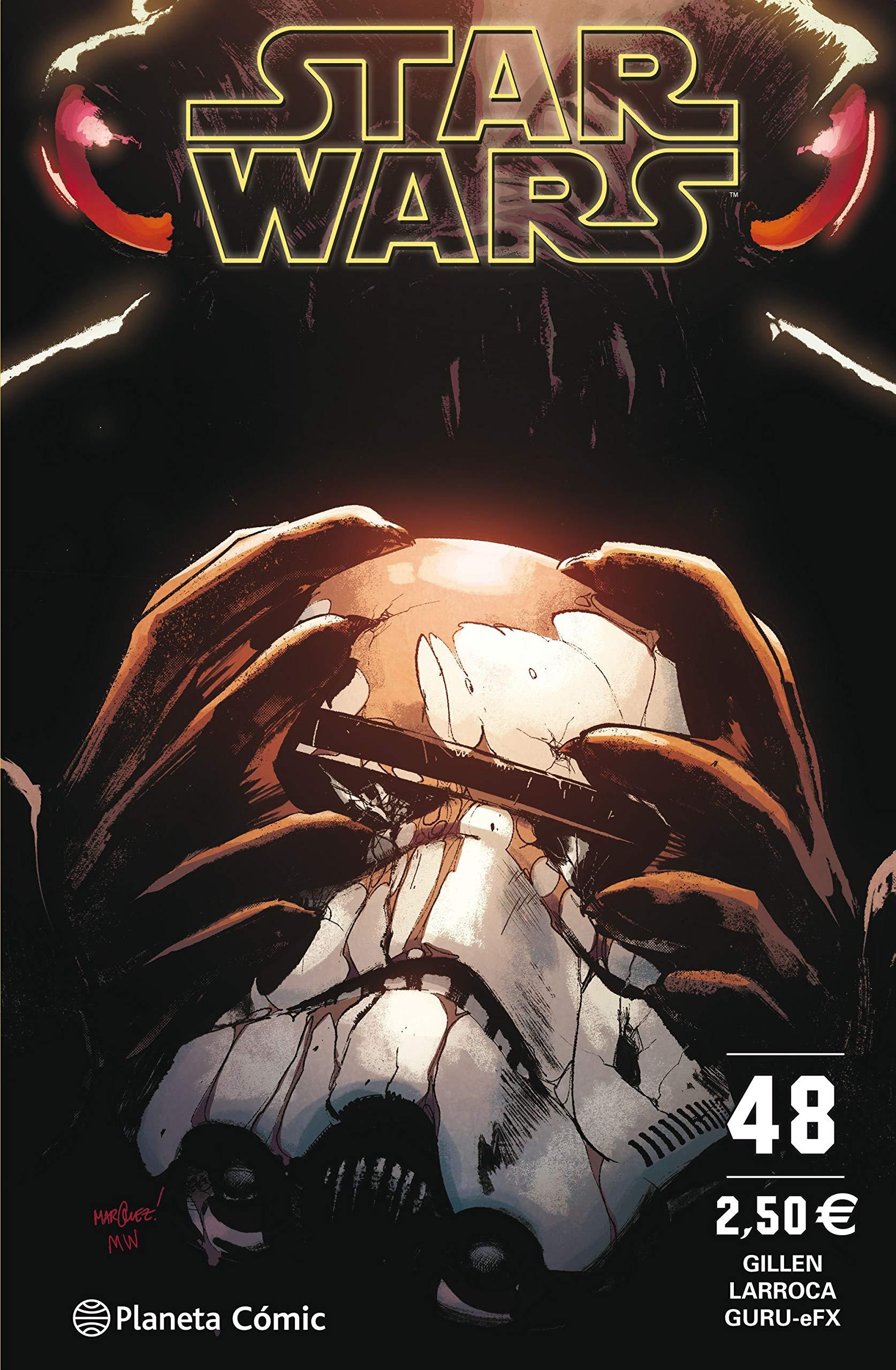 Star Wars nº 48 (Star Wars: Cómics Grapa Marvel)