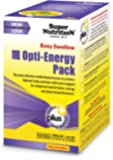 SuperNutrition Easy Swallow Opti-Energy Pack 30 day