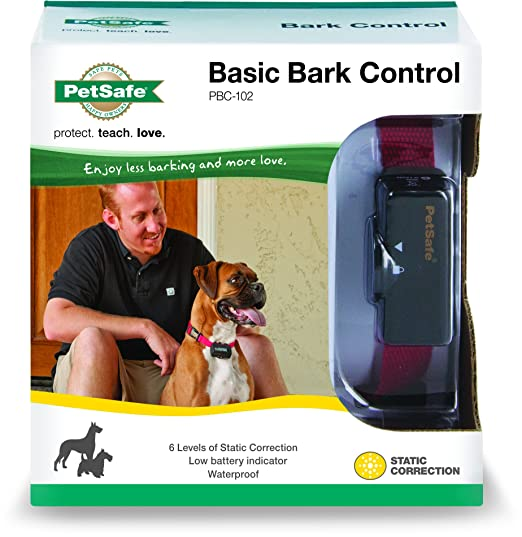 Basic Bark Collar RFA-67 from Petsafe
