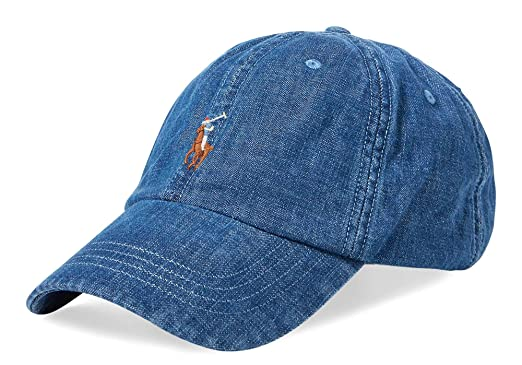 Polo Ralph Lauren Mens Classic Baseball Cap: Amazon.es: Ropa y ...