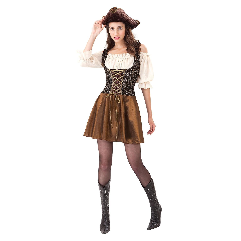 Bristol Novelty AC756 Pirate Costume 10c06411ee11