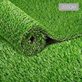 20SQM Synthetic Turf Artificial Grass Plastic Plant Fake Lawn Flooring 30mm Thick 1M Width