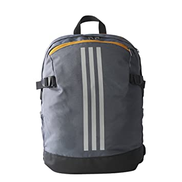 9bc9714dda adidas Unisex's Bp Power Iv M Bag, Grey/Gricin/Negro/Gridos, Medium ...
