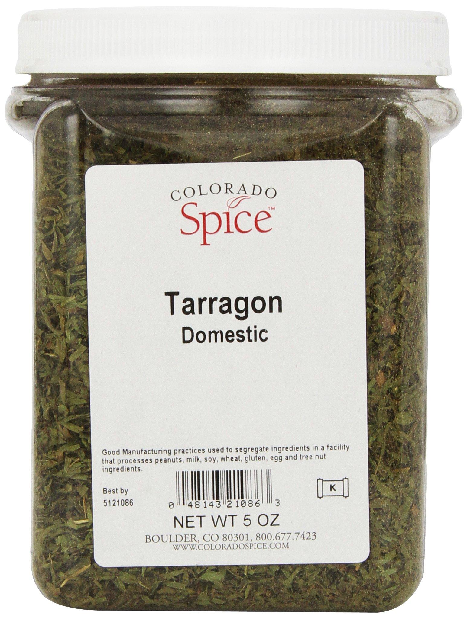 Colorado Spice Tarragon, Domestic, 5 Ounce Jar by Colorado Spice