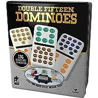 SpinMaster Board Game Domino Doble 15