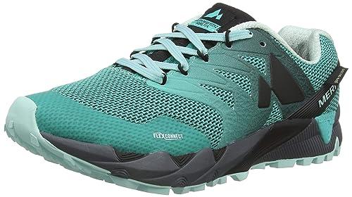 Merrell Agility Peak Flex 2 GTX, Zapatillas de Running para Asfalto para Mujer: Amazon.es: Zapatos y complementos