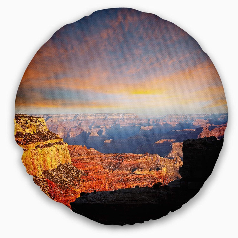30 X 20 Kess InHouse Sylvia Coomes Grand Canyon Landscape 1 Featherweight Sham