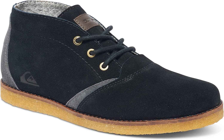 Quiksilver Harpoon, Zapatos de Cordones Oxford para Hombre
