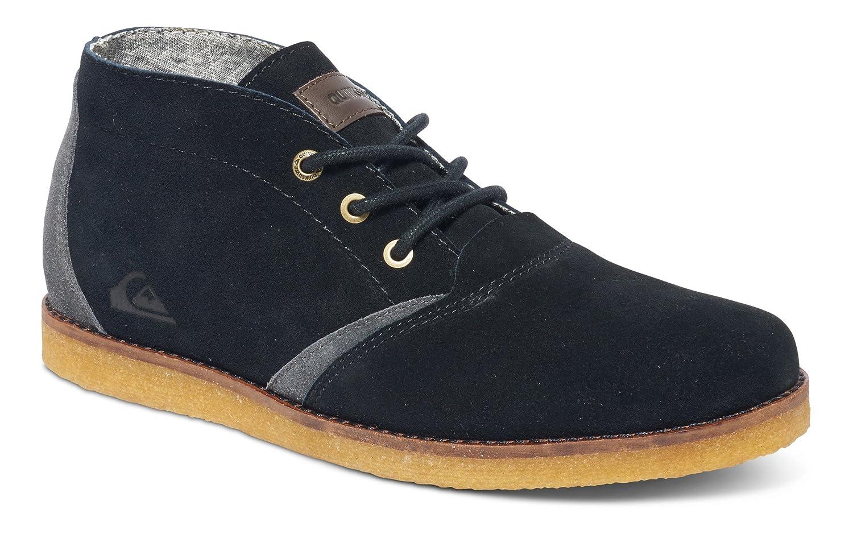 TALLA 43 EU. Quiksilver Harpoon, Zapatos de Cordones Oxford para Hombre