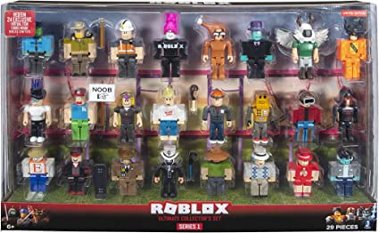 Amazon Com Roblox Ultimate Collector S Set Series 1 Toys Games
