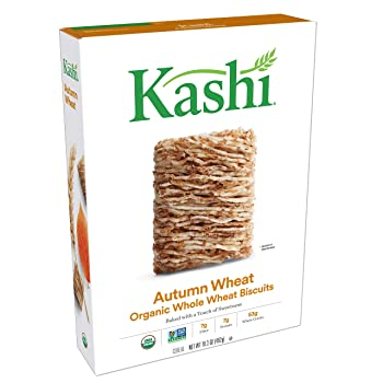 Kashi Organic Autumn Wheat Vegan Cereal