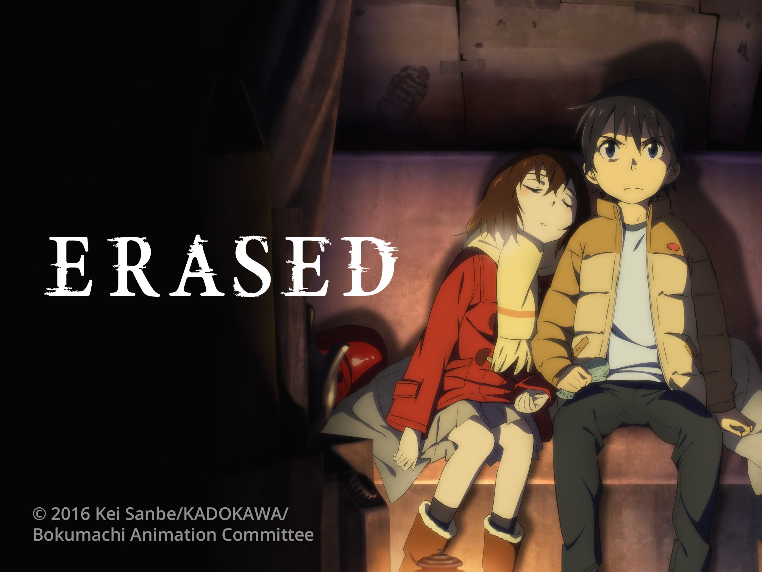 Erased - Season 1