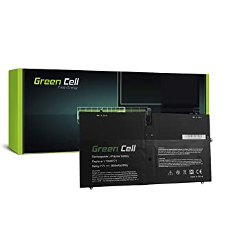 Green Cell® Batería para Lenovo Yoga 3 Pro 1370 20448 80HE ...