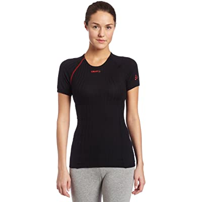 Craft Women's Active Extreme Short Sleeve Base Layer Top