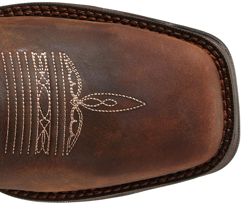 Durango 8.5 Women's 10 Inch Flag RD3446 Western Boot B00ACLOMXS 8.5 Durango M US|Dark Brown/Texas Flag e2dbc5