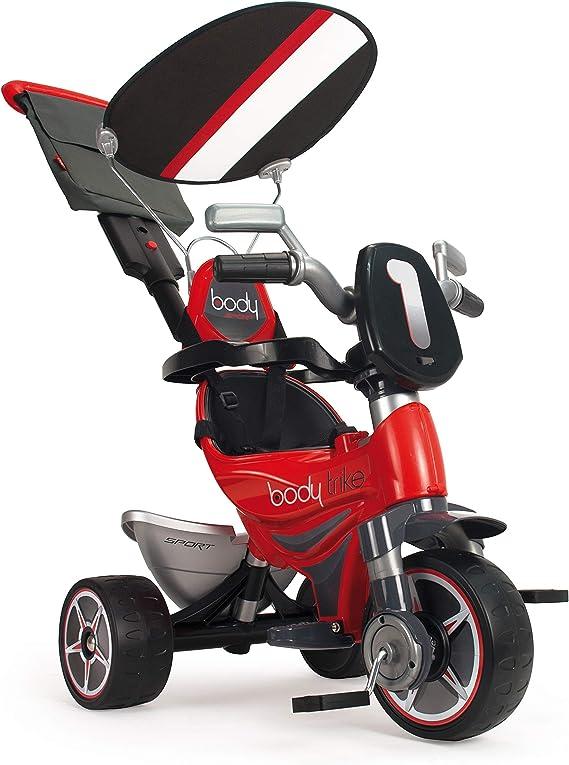 INJUSA (325 Triciclo Infantil Body Sport Evolutivo con Control ...