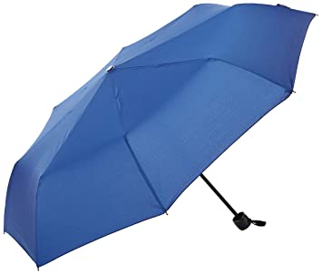 PERLETTI 25959 Lady Mini 54/8 - Paraguas de Microfibra Resistente al Viento para Hombre