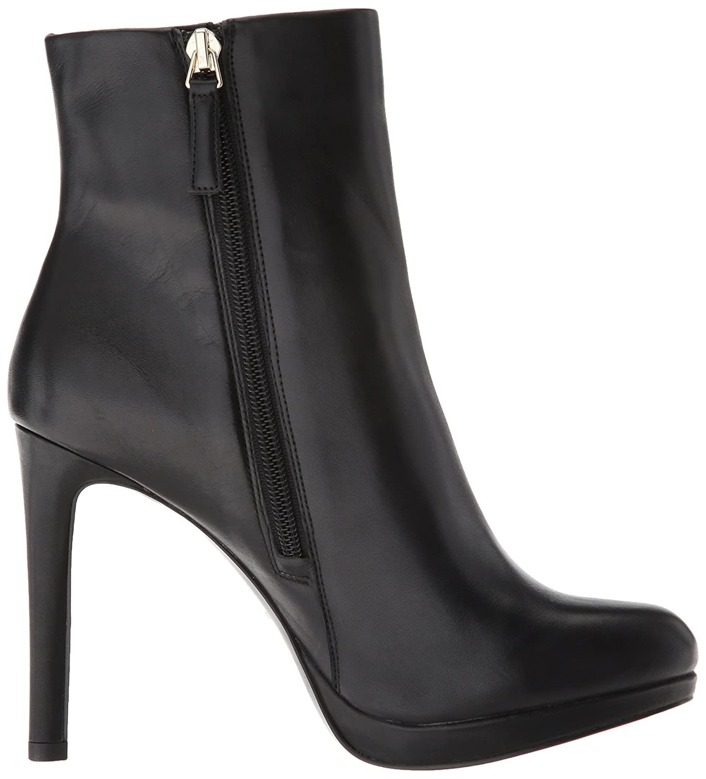 Nine West Women's Quanette Leather Ankle Boot 25033885 - 6