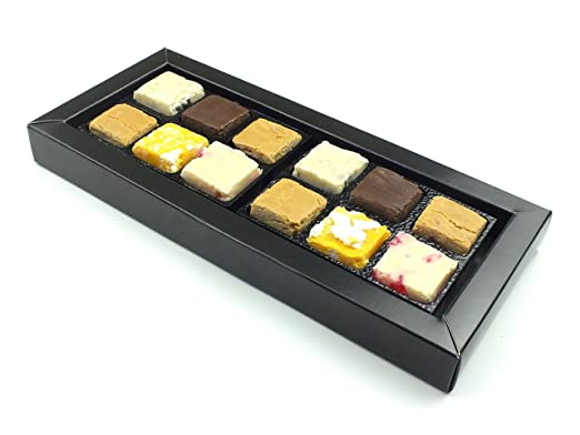 Luxury gourmet fudge selection from ooohfudge great for easter luxury gourmet fudge selection from ooohfudge great for easter gifts negle Choice Image