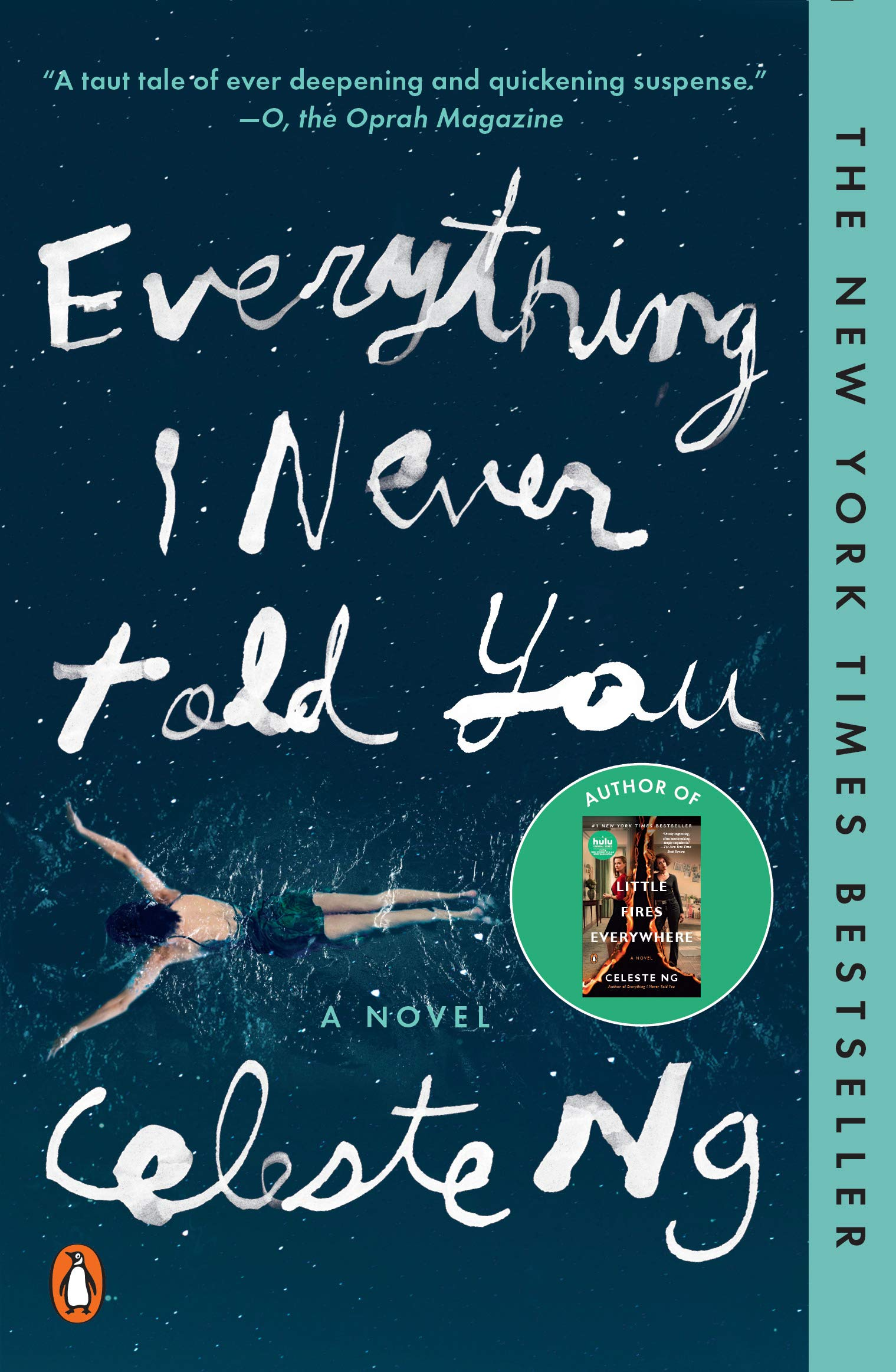 Amazon.com: Everything I Never Told You (0884863244159): Ng ...