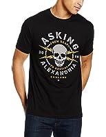 Rockoff Trade Herren T-Shirt Danger