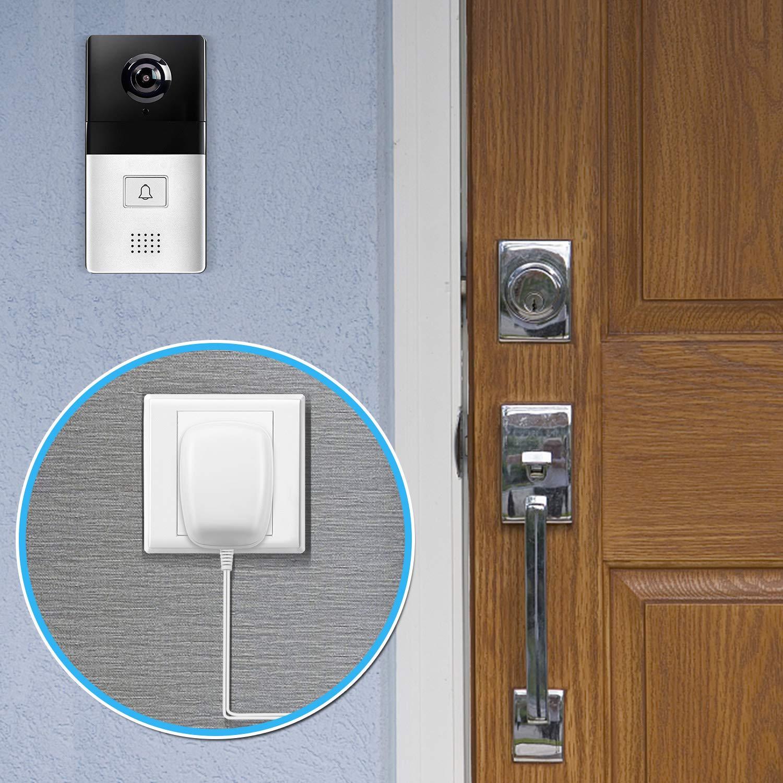 18V Power Adapter for Ring Video Doorbell, Ring Video Doorbell 2,Ring Video Doorbell Pro Doorbell Transformer Nest hello and Zmodo Smart Greet Wi-Fi Video Doorbell,Power Supply