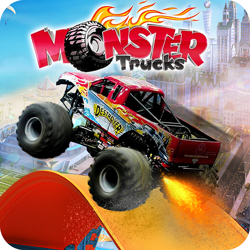 Hot Monster Truck Stunts Racing - Truck Simulator New Game 2019 (Best Simulation Games 2019)