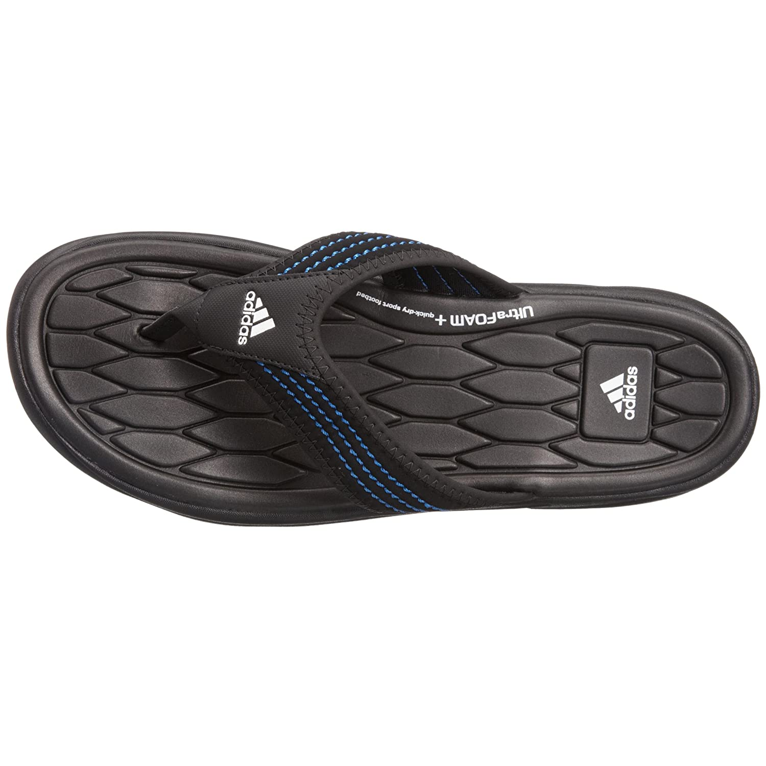 c4f6dfa310bc8 ADIDAS MEN SHOES RAGGMO THONG SC - Color  Black - 8  Amazon.co.uk  Sports    Outdoors