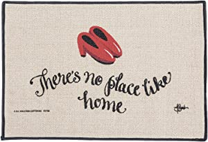 High Cotton Inc. There's No Place Like Home Doormat
