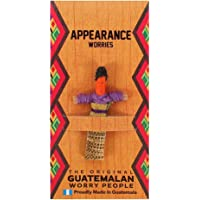 The Original Guatemalan Worry People Muñeca quitapenas (Talla