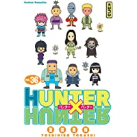 Hunter X Hunter, tome 36