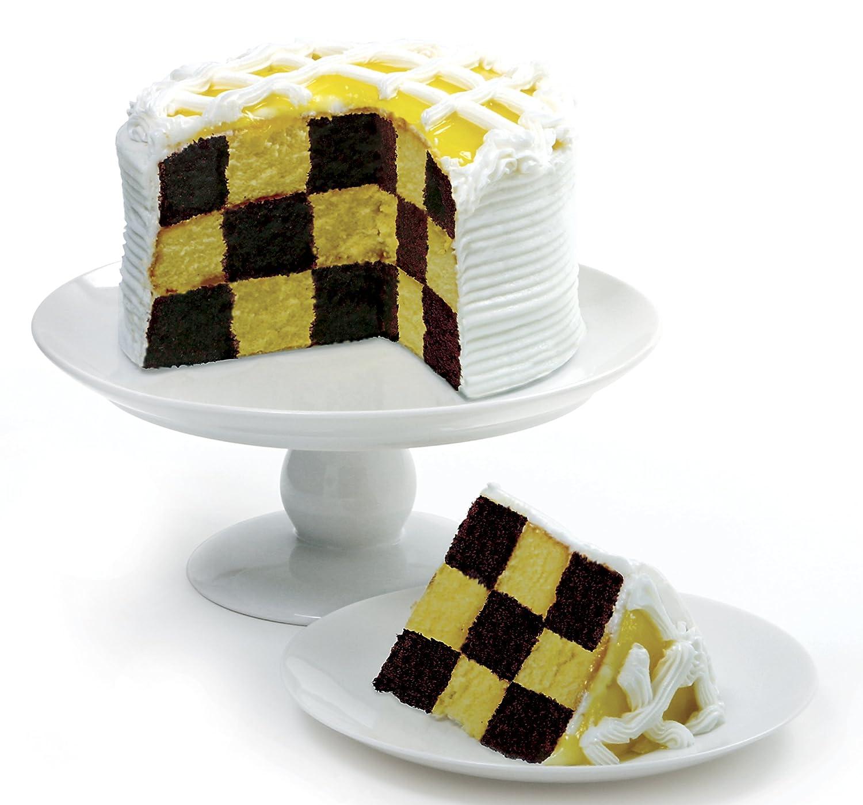 Norpro Checkerboard Cake Pan Set 3813