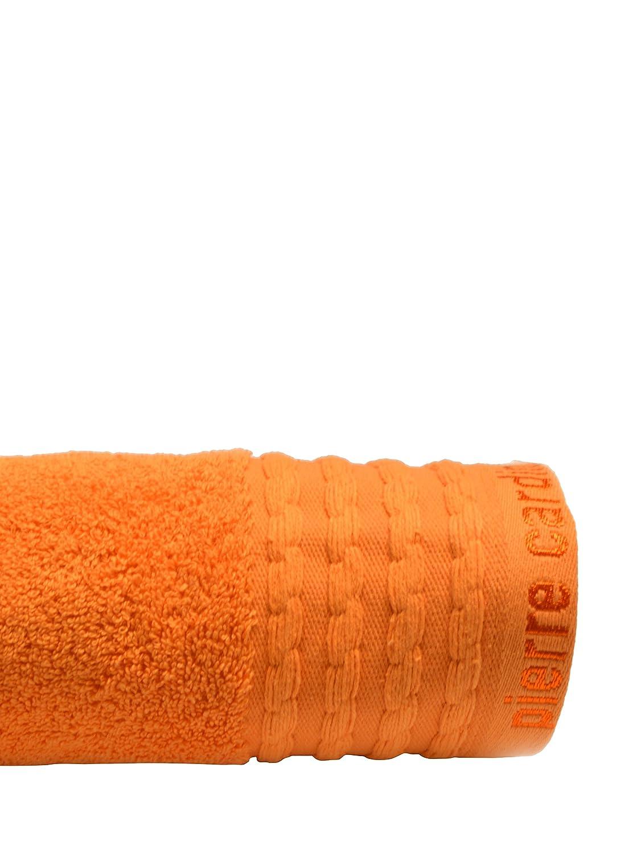 Pierre Cardin Toalla Vendome Algodón Peinado, Naranja 37x27x0.8 cm: Amazon.es: Hogar