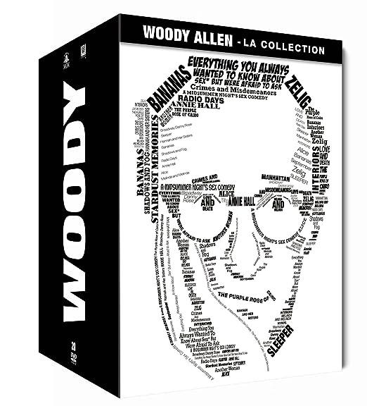 Woody Allen - La Collection [Francia] [DVD]: Amazon.es: Woody ...