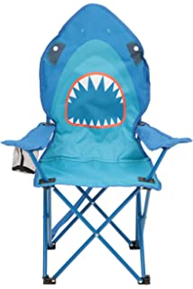 Regatta Kids Lightweight Folding Animal Chair One Size Dino//Green